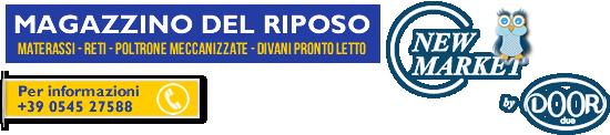 Magazzino del Riposo - New Market - by Doordue: Materassi Memory e Reti su misura